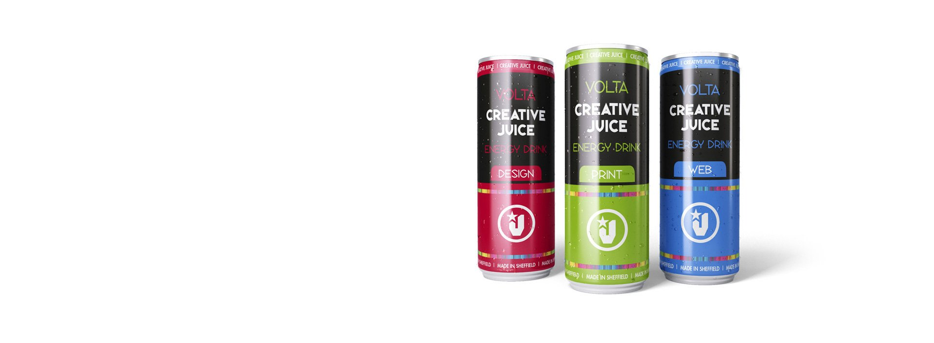 volta creative energy drink