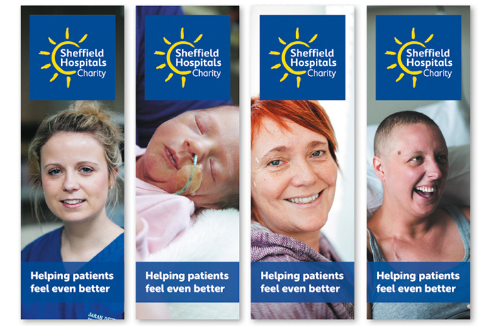 Sheffield Hospitals Charity Bookmarks