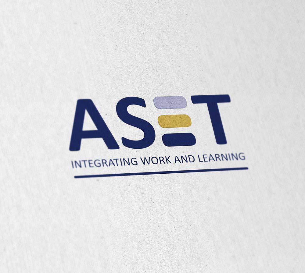 Branding for ASET - Volta Creative