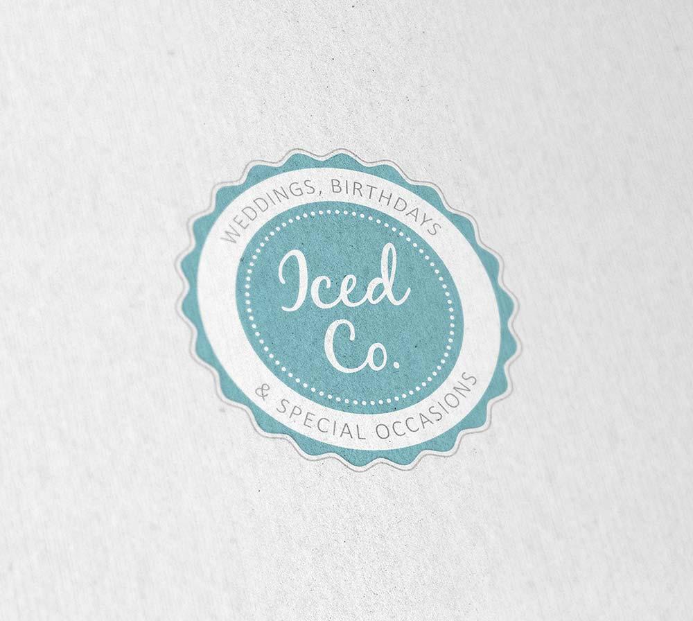 Branding for Iced Co - Volta Creative