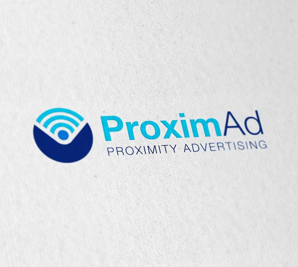 Branding for ProximAd - Volta Creative