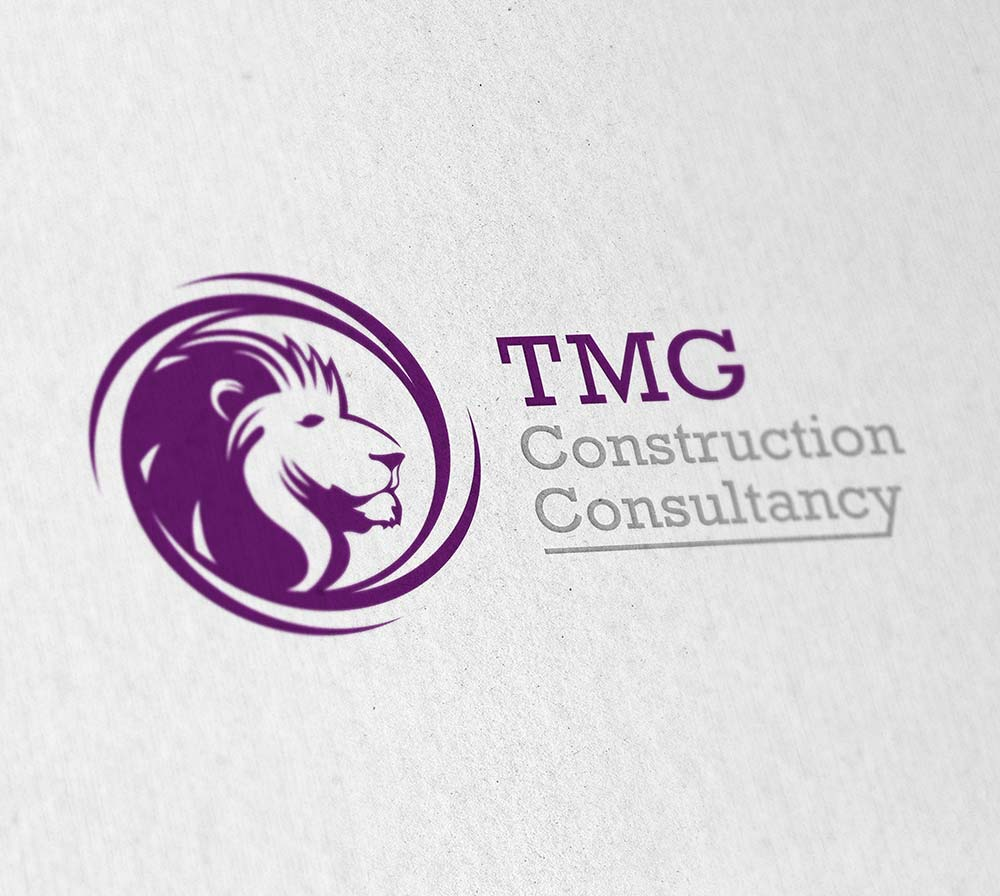 Branding for TMG Construction Consultancy - Volta Creative
