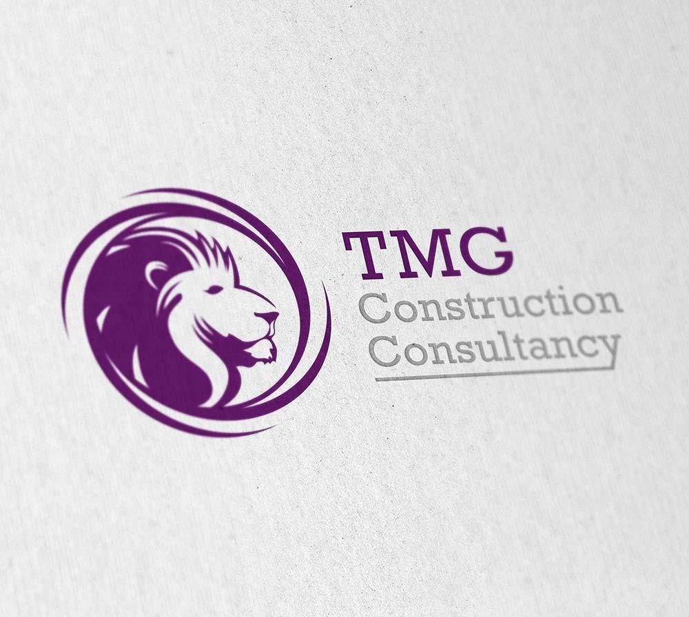 Branding for TMG Construction Consultancy - Volta Creative
