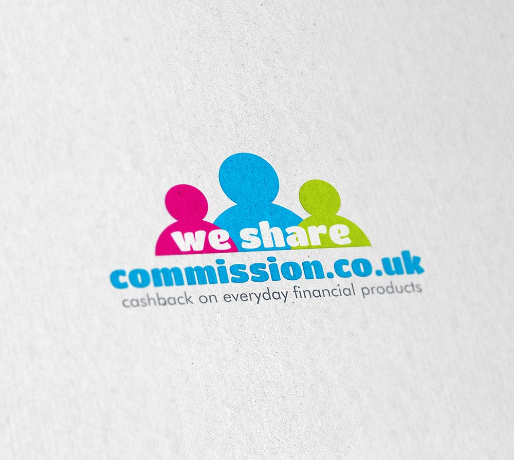 Branding for We Share Commission - Volta Creative