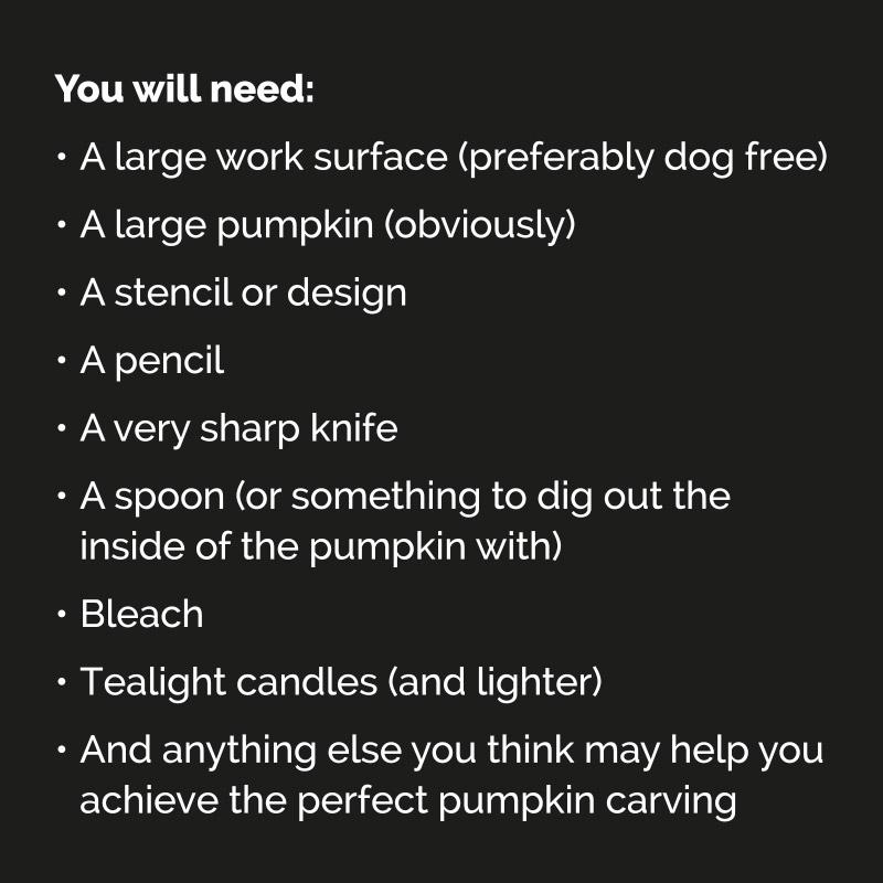 Perfect Pumpkin Carving - Volta Creative