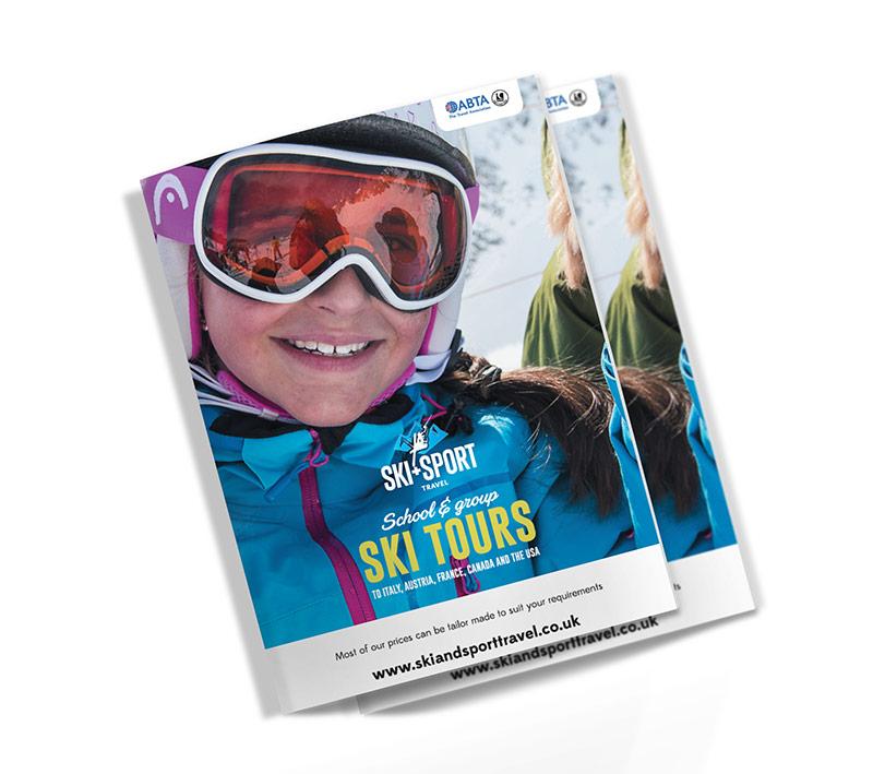 Ski & Sport Booklet - Volta Creative
