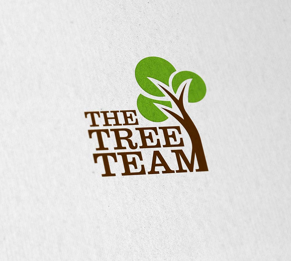 Branding for The Tree Team - Volta Creative