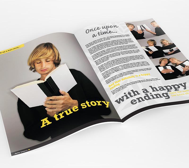 volta creative avn brochure