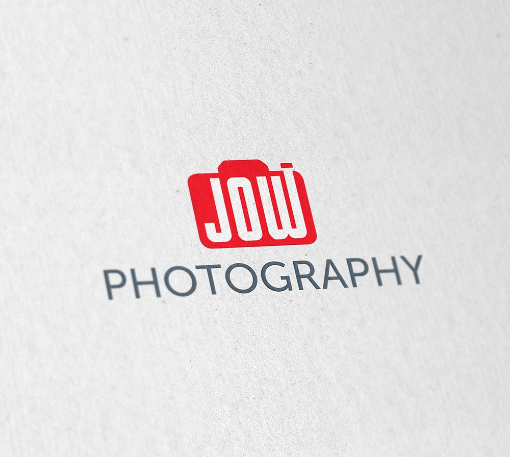 Branding for JOW Photography - Volta Creative Sheffield