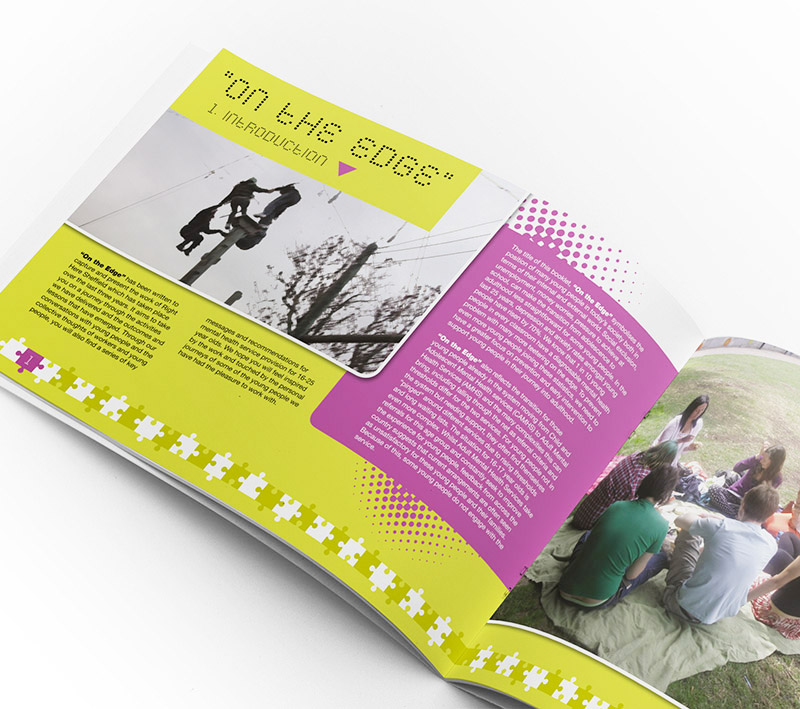 Right Here Sheffield Brochure - Volta Creative
