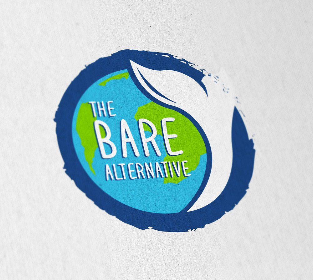 Branding for The Bare Alternative - Volta Creative Sheffield