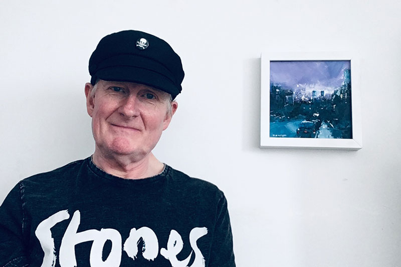 sheffield artist mark h wilson