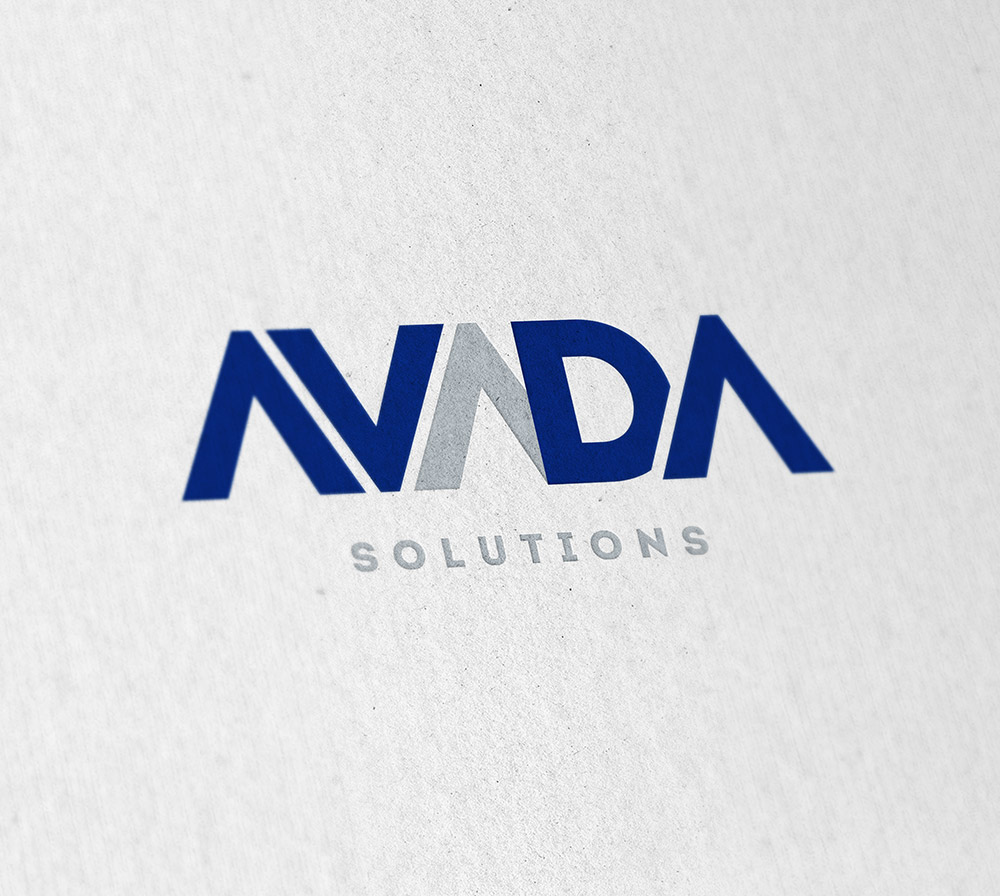 Branding for Avada Solutions - Volta Creative Sheffield