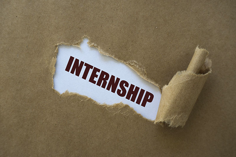 the story of an intern