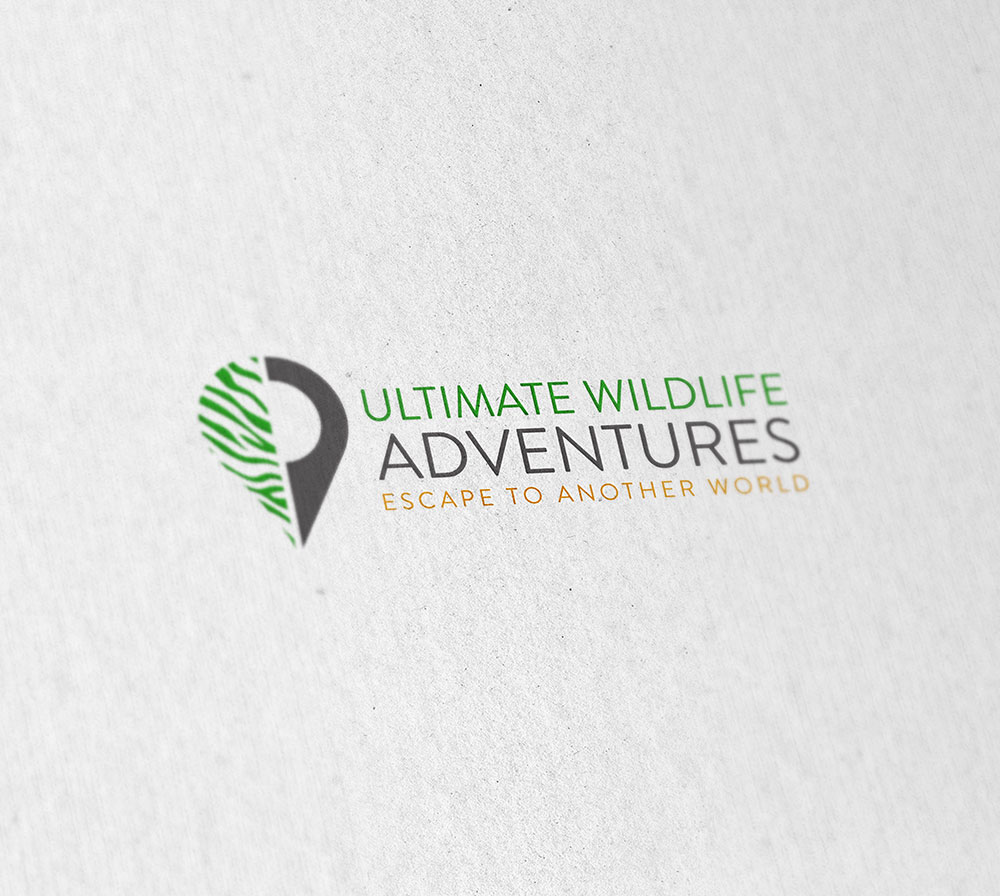 Branding for Ultimate Wildlife Adventures - Volta Creative Sheffield