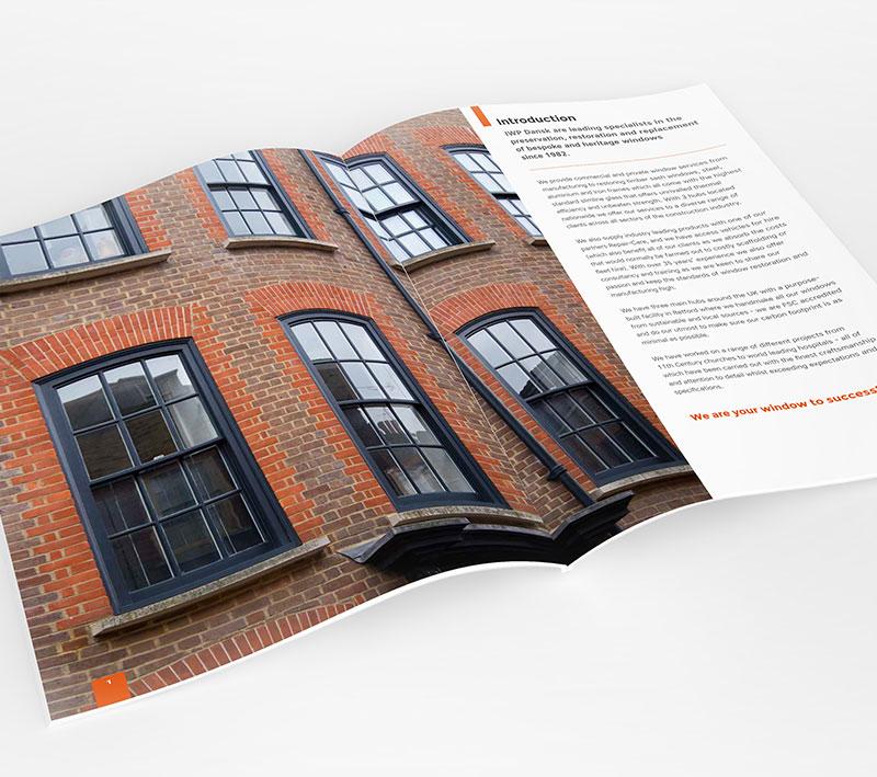 IWP Dansk Brochure - Volta Creative