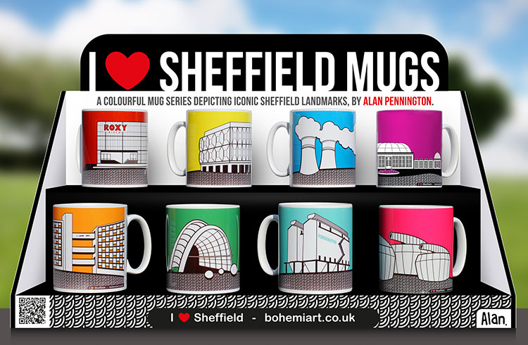 alan pennington sheffield mugs image