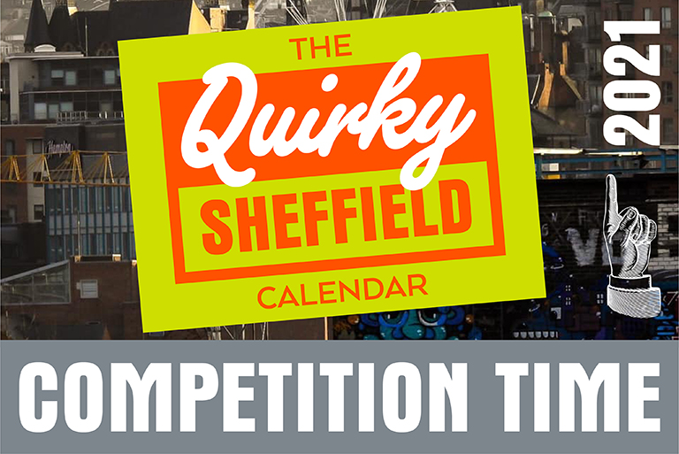 Quirky Sheffield 2021 web banner