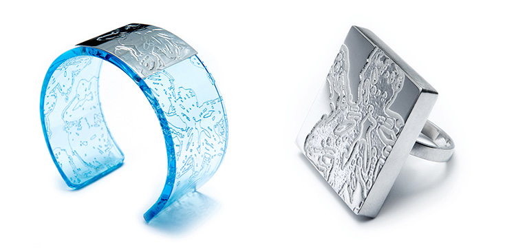 janet wass spice cuff and ring