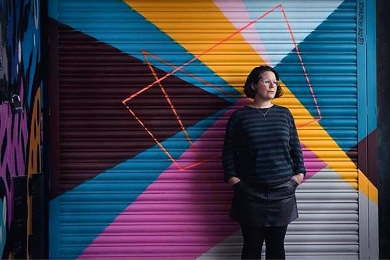 sheffield based artist Zoe genders